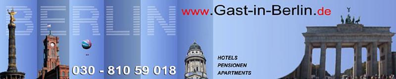 Berlin Hotels Pensionen Apartments